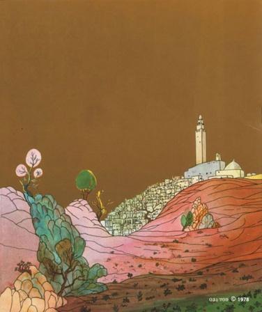 Le Cheval de Djoha : dos couverture