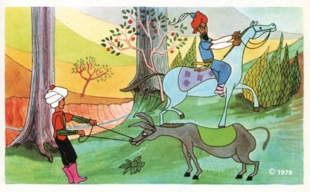 Djoha illustration 9