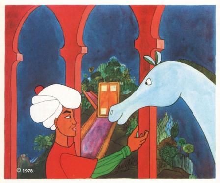 Djoha illustration 11