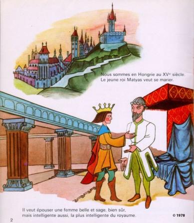 Djoha illustration 4