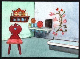 Katika décor 4