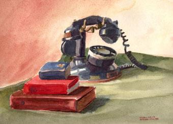 Téléphone 1923
