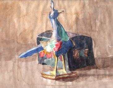 Oiseau boîte russe