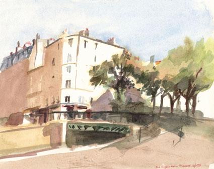Rue Varlin