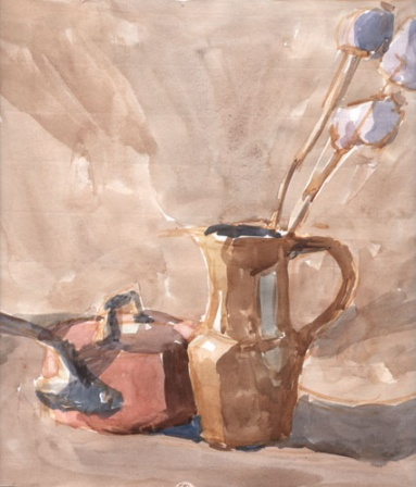 Vase cuivre