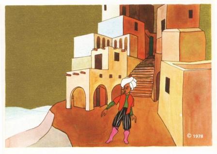 Djoha illustration 5