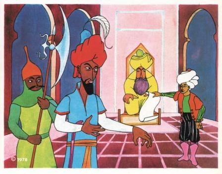 Djoha illustration 10