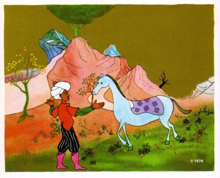 Djoha illustration 1