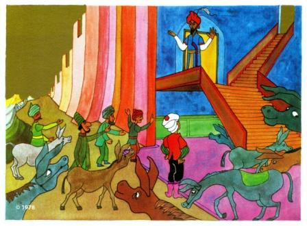 Djoha illustration 2