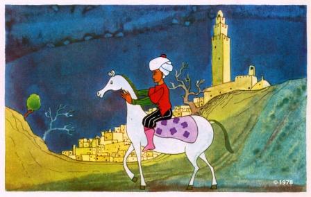 Djoha illustration 3