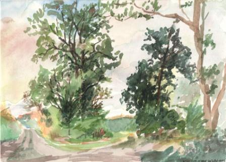 La Jarne - Croisemment