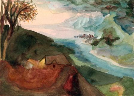 Bruegel - paysage