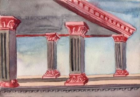 Fresque de San di Pietro