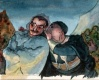 Daumier - Scapin