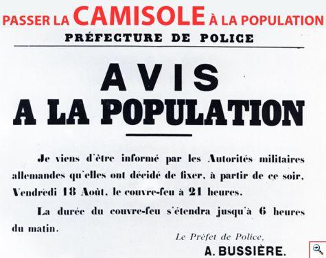 affiche_couvre-feu_petain_bussiere_camisole